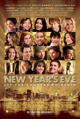 New Year's Eve - 11 x 17 Movie Poster - Style B