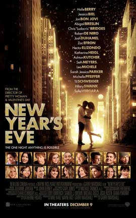 New Year's Eve - 11 x 17 Movie Poster - Style C