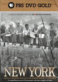 New York: A Documentary Film - 11 x 17 Movie Poster - Style A