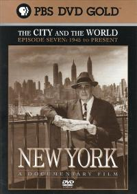 New York: A Documentary Film - 11 x 17 Movie Poster - Style B