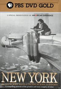 New York: A Documentary Film - 11 x 17 Movie Poster - Style I