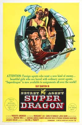 New York Calling Superdragon - 11 x 17 Movie Poster - Style A