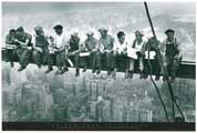 New York City - Photography Poster - 24 x 36 - Style B
