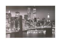 New York City - Photography Poster - 24 x 32 - Style A