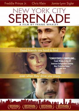 New York City Serenade - 27 x 40 Movie Poster - UK Style A