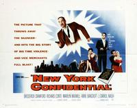 New York Confidential - 11 x 14 Poster UK Style A