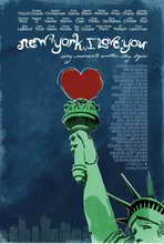 New York, I Love You - 11 x 17 Movie Poster - Style A