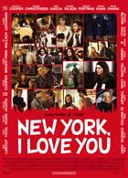 New York, I Love You - 11 x 17 Movie Poster - French Style A