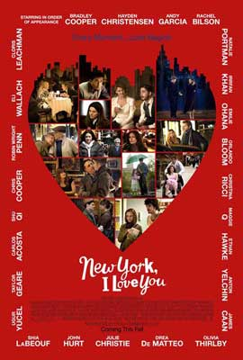 New York, I Love You - 11 x 17 Movie Poster - Style C