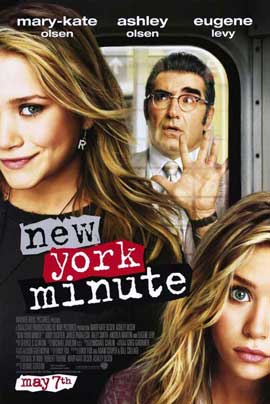 New York Minute - 11 x 17 Movie Poster - Style A