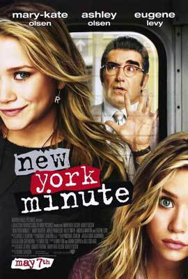 New York Minute - 27 x 40 Movie Poster - Style A