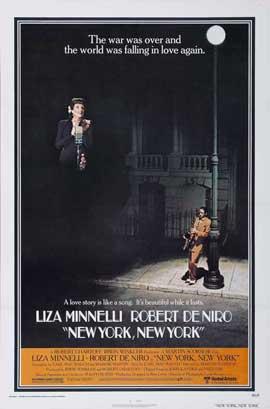 New York, New York - 11 x 17 Movie Poster - Style B