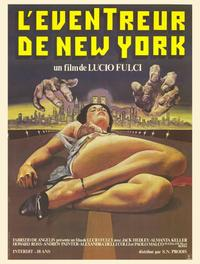 New York Ripper - 47 x 62 Movie Poster - French Style A