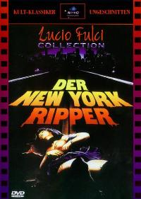 New York Ripper - 27 x 40 Movie Poster - German Style A