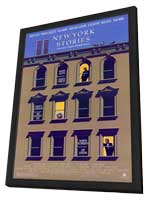 New York Stories - 11 x 17 Movie Poster - Style A - in Deluxe Wood Frame