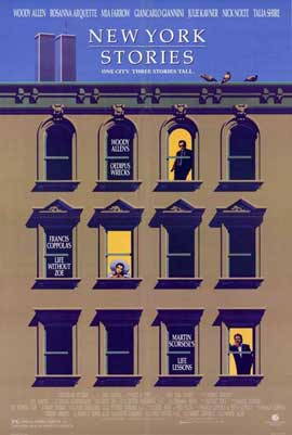 New York Stories - 11 x 17 Movie Poster - Style A