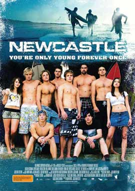 Newcastle - 11 x 17 Movie Poster - Australian Style A