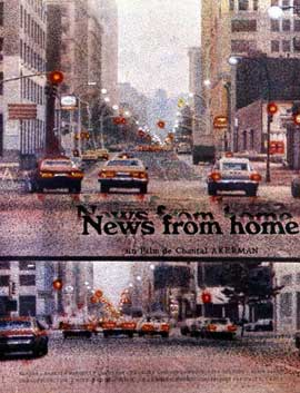 News From Home - 11 x 17 Movie Poster - Style A