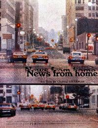 News From Home - 43 x 62 Movie Poster - Bus Shelter Style A