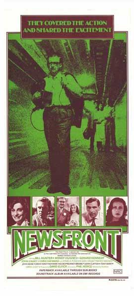 Newsfront - 13 x 30 Movie Poster - Australian Style B
