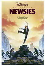 Newsies - 27 x 40 Movie Poster