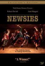 Newsies - 27 x 40 Movie Poster - Style C