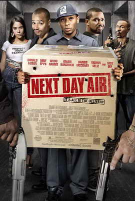 Next Day Air - 11 x 17 Movie Poster - Style A