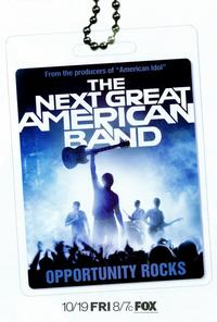 The Next Great American Band - 27 x 40 TV Poster - Style A