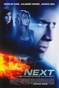 Next - 43 x 62 Movie Poster - Bus Shelter Style A