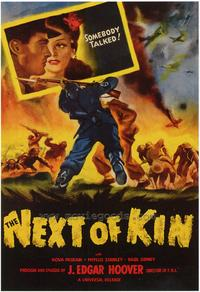 Next of Kin - 43 x 62 Movie Poster - Bus Shelter Style A
