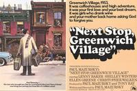 Next Stop, Greenwich Village - 27 x 40 Movie Poster - Style A
