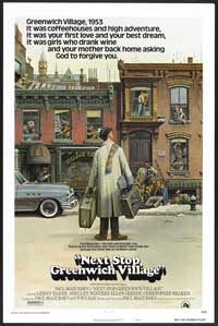 Next Stop, Greenwich Village - 27 x 40 Movie Poster - Style C