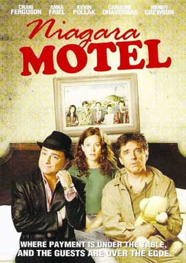 Niagara Motel - 11 x 17 Movie Poster - Style A
