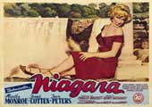 Niagara - 11 x 14 Movie Poster - Style E