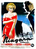 Niagara - 27 x 40 Movie Poster - Style C