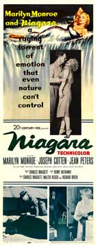 Niagara - 14 x 36 Movie Poster - Insert Style A