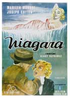 Niagara - 27 x 40 Movie Poster - Croatian Style A