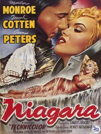 Niagara - 11 x 17 Movie Poster - Style A