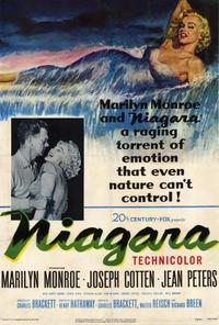 Niagara - 27 x 40 Movie Poster - Style B