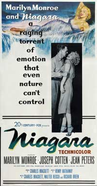 Niagara - 20 x 40 Movie Poster - Style A