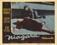 Niagara - 11 x 14 Movie Poster - Style F