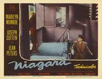 Niagara - 11 x 14 Movie Poster - Style C