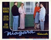 Niagara - 11 x 14 Movie Poster - Style D