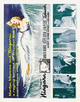 Niagara - 22 x 28 Movie Poster - Style A