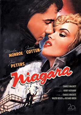 Niagara - 11 x 17 Movie Poster - Style F