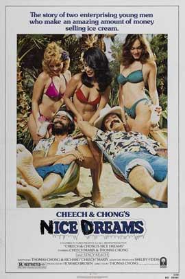 Nice Dreams - 11 x 17 Movie Poster - Style B