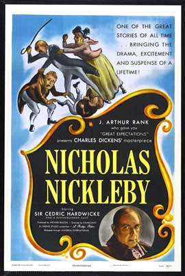 Nicholas Nickleby - 11 x 17 Movie Poster - Style B