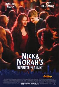 Nick and Norah's Infinite Playlist - 11 x 17 Movie Poster - Style A