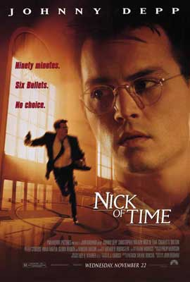 Nick of Time - 27 x 40 Movie Poster - Style A