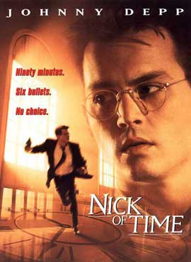 Nick of Time - 11 x 17 Movie Poster - Style B